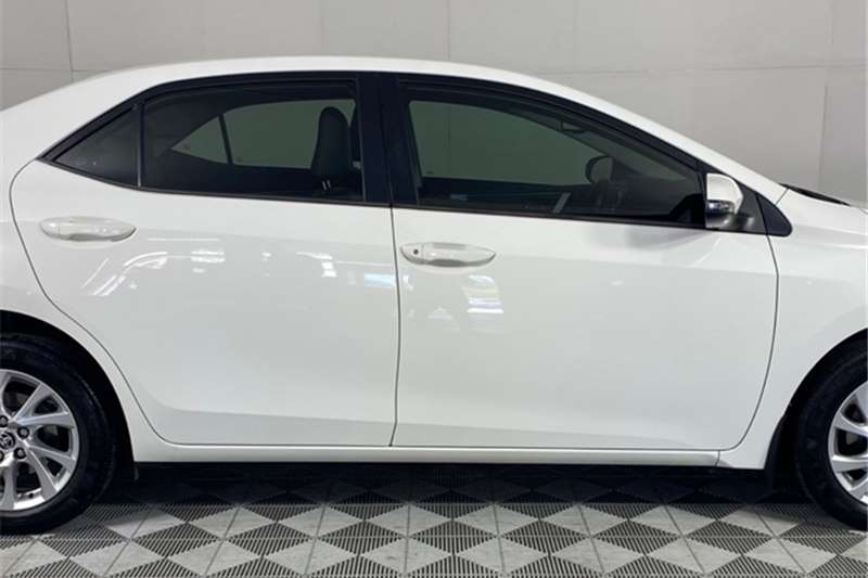 2020 Toyota Corolla Quest COROLLA QUEST 1.8 EXCLUSIVE