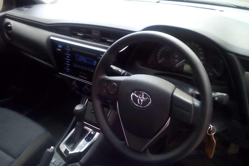 2020 Toyota Corolla Quest COROLLA QUEST 1.8 EXCLUSIVE CVT