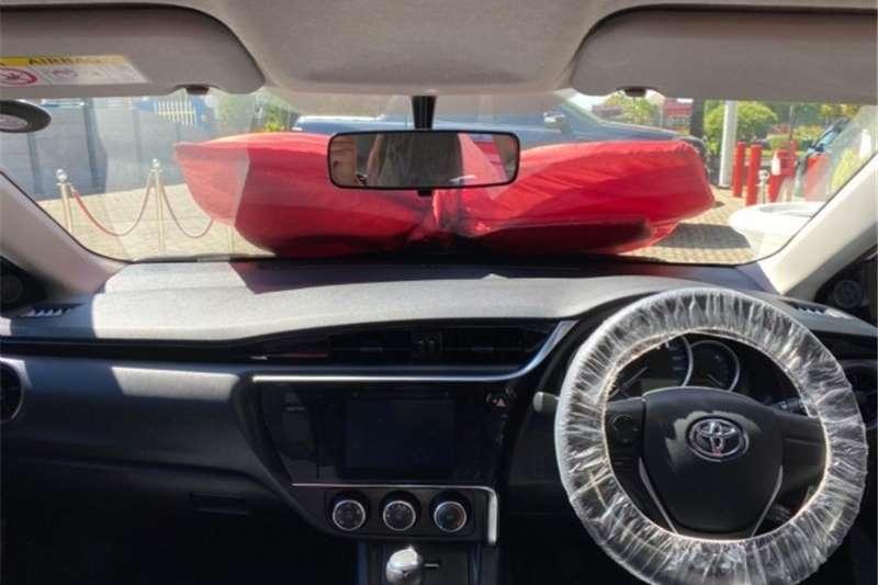 Used 2020 Toyota Corolla Quest COROLLA QUEST 1.8 PRESTIGE