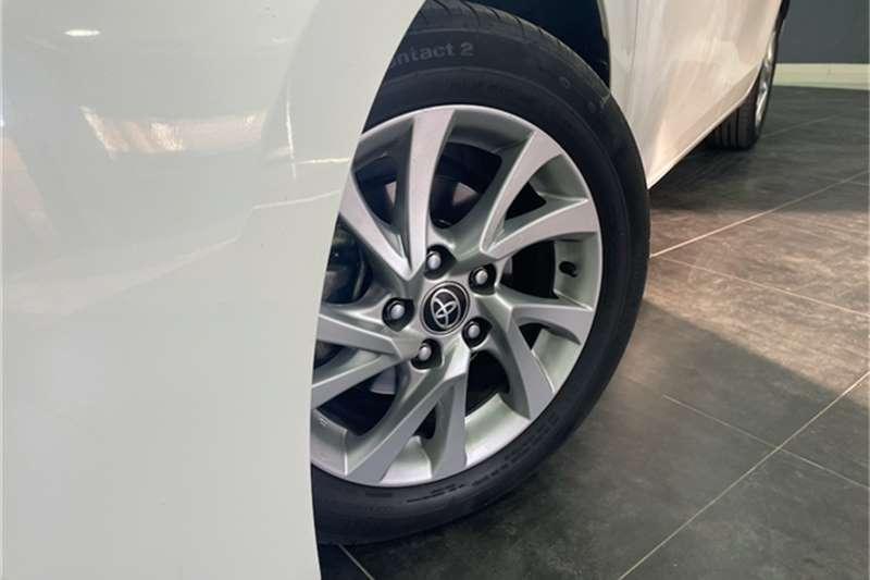 2020 Toyota Corolla Quest COROLLA QUEST 1.8 PRESTIGE