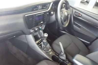 Used 2021 Toyota Corolla Quest COROLLA QUEST 1.8 PRESTIGE