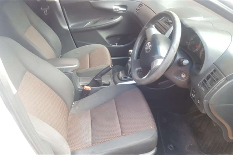 Used 2016 Toyota Corolla Quest