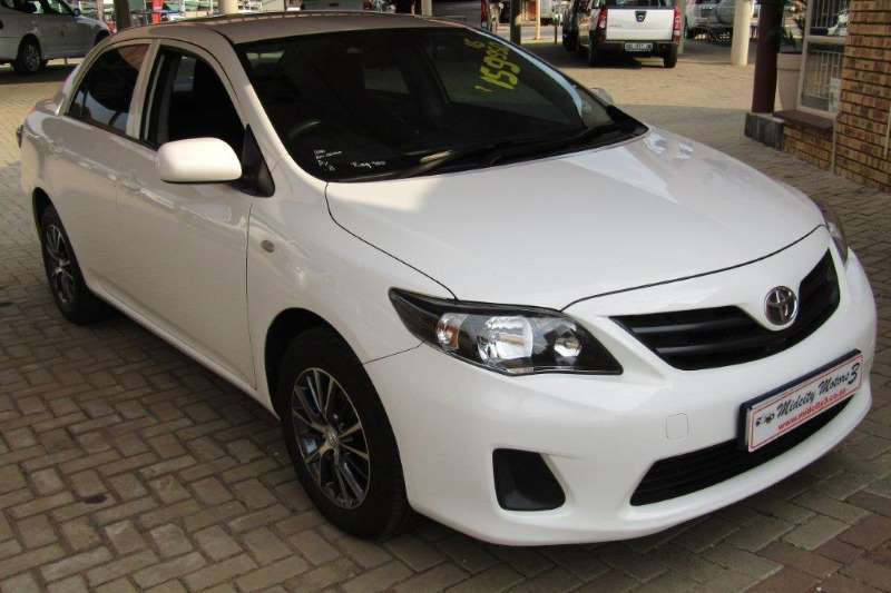 2016 Toyota Corolla Quest 1.6