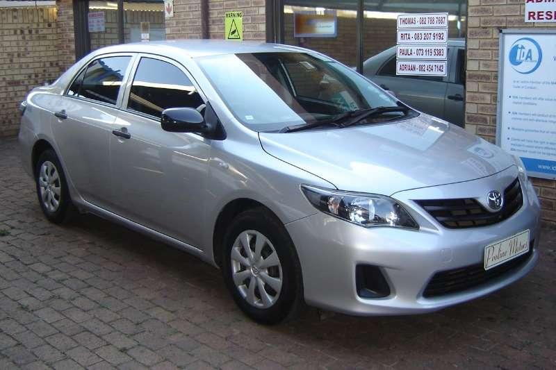 2014 Toyota Corolla Quest 1.6 auto