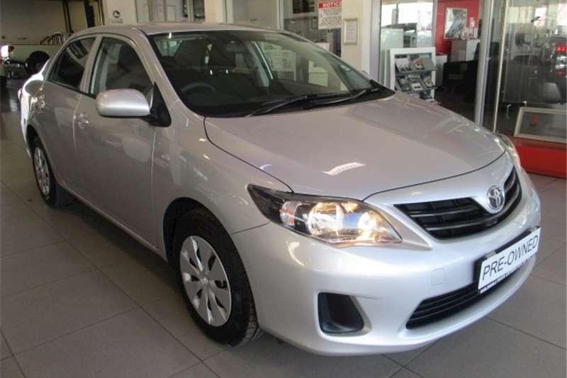 Toyota Corolla Quest 1.6