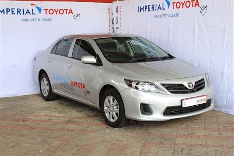 2018 Toyota Corolla Quest 1.6 Plus