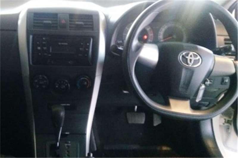 2017 Toyota Corolla Quest 1.6 auto