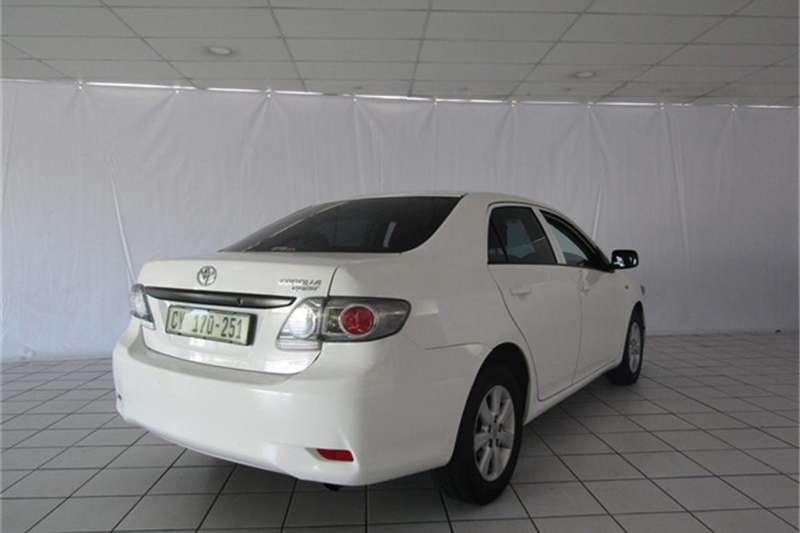 2014 Toyota Corolla Quest 1.6 Plus