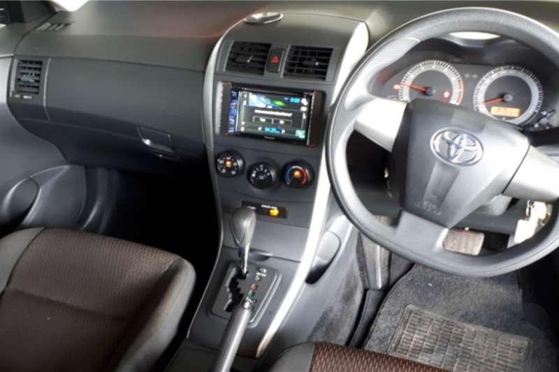 2015 Toyota Corolla Quest 1.6 auto