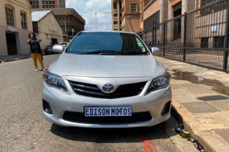 2015 Toyota Corolla Quest 1.6 Plus