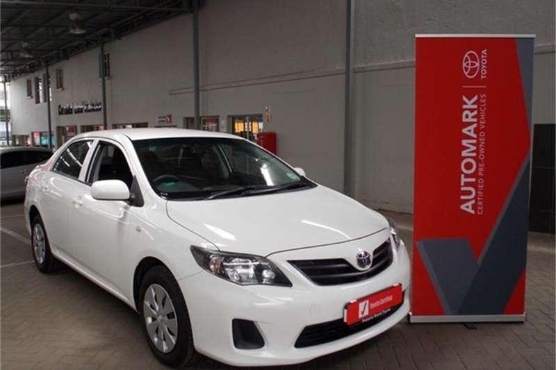 2016 Toyota Corolla Quest 1.6 auto