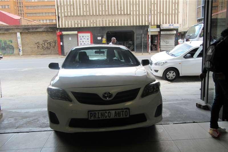 2015 Toyota Corolla Quest 1.6