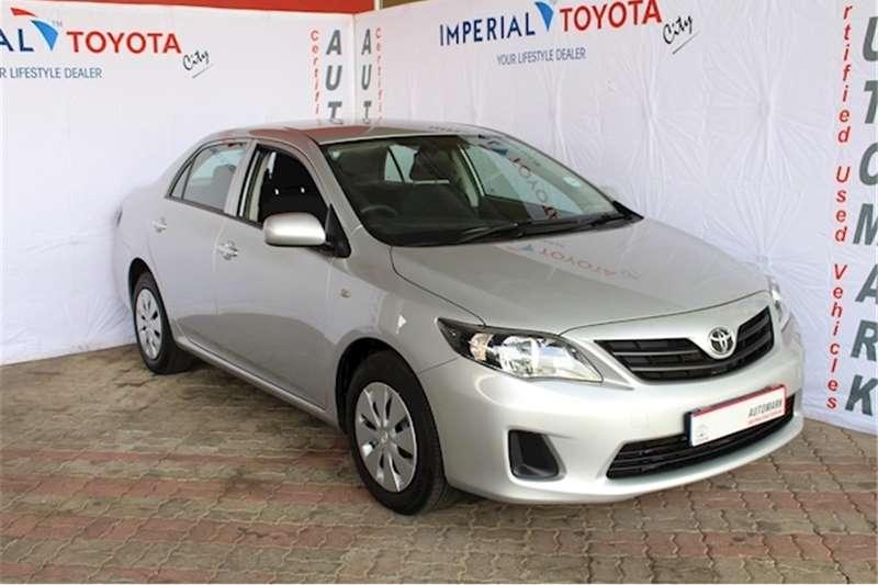2019 Toyota Corolla Quest 1.6
