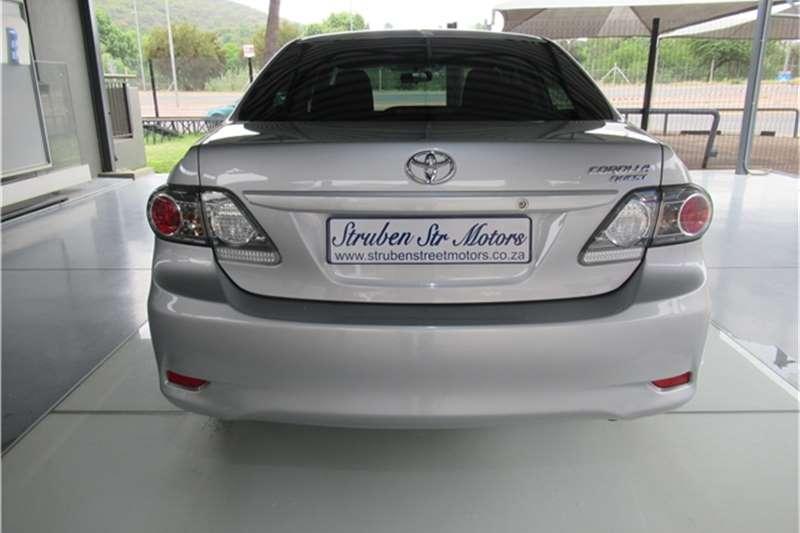 2017 Toyota Corolla Quest
