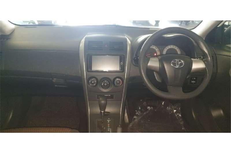 2019 Toyota Corolla Quest 1.6 auto