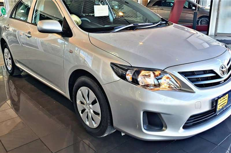 2019 Toyota Corolla Quest