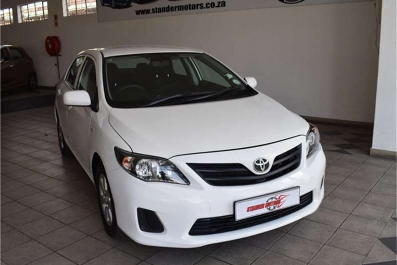 2015 Toyota Corolla Quest