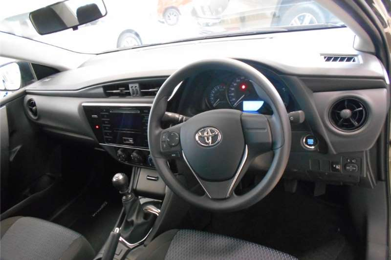 Used 0 Toyota Corolla Quest
