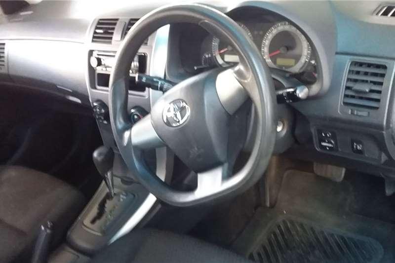 2016 Toyota Corolla Quest