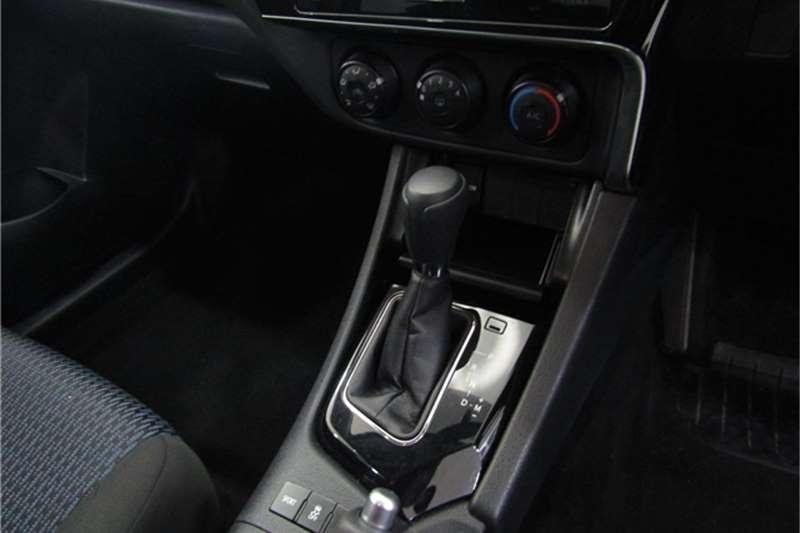 2020 Toyota Corolla Quest