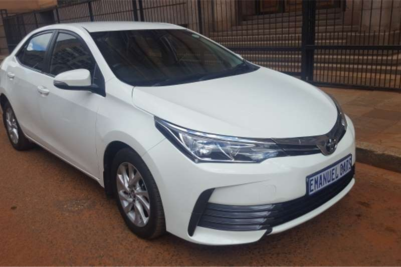 Used 2018 Toyota Corolla Sedan