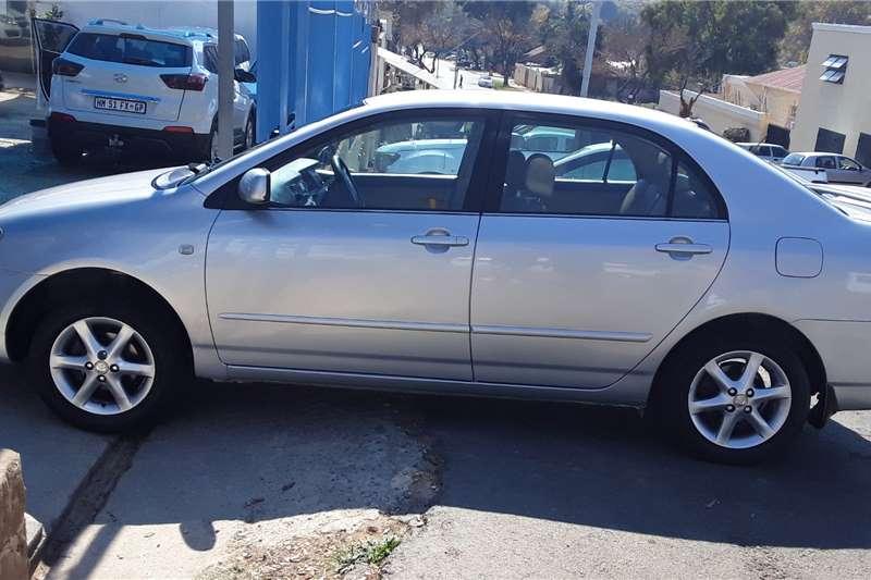 Used 2003 Toyota Corolla Sedan