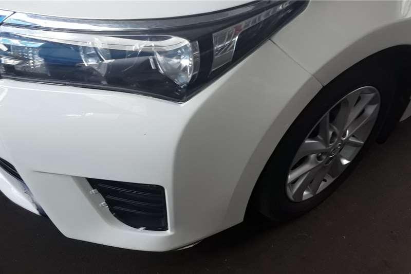 Toyota Corolla Sedan COROLLA 1.8 XS CVT 2015