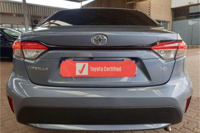 Used 2021 Toyota Corolla Sedan COROLLA 1.8 XS CVT