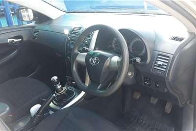 Toyota Corolla Sedan COROLLA 2.0 XR 2016