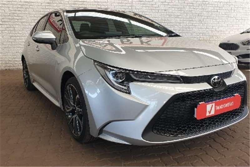 Toyota Corolla sedan COROLLA 2.0 XR CVT 2020