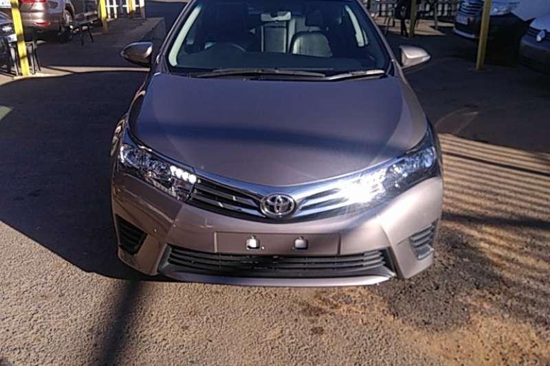Used 2016 Toyota Corolla Sedan