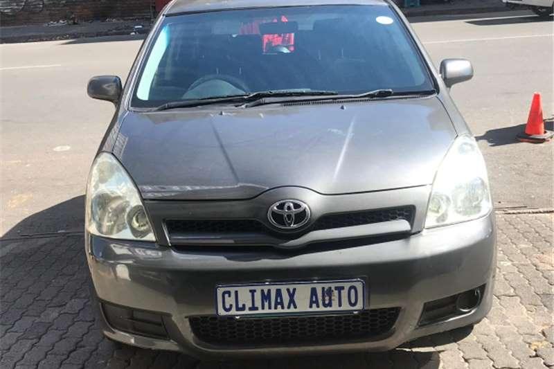 Toyota Corolla Verso 1.6 2004