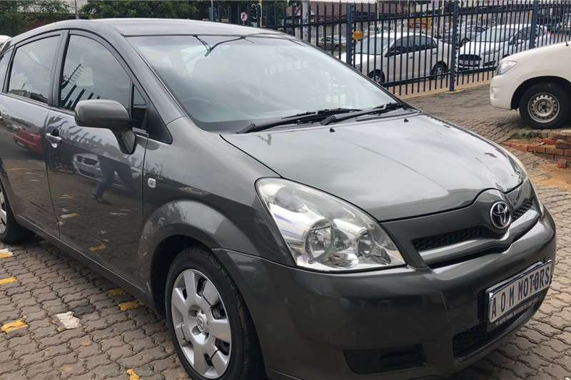 Toyota Corolla Verso 1.6 2006