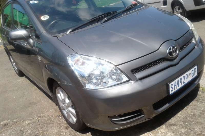 Toyota Corolla Verso 1.8 2006