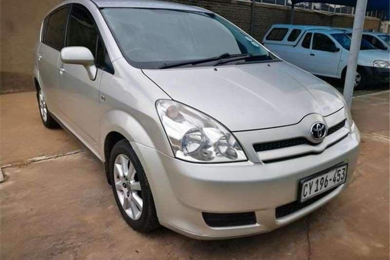 Toyota Corolla Verso 160 2006