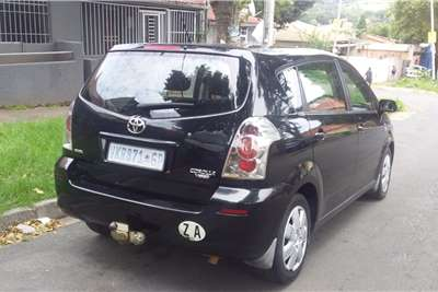 Toyota Corolla Verso 160 2007