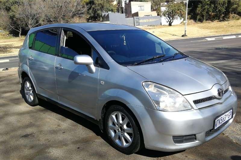 Used 2008 Toyota Corolla Verso 160