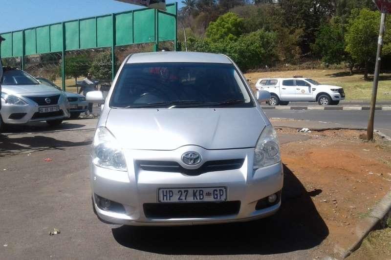 Toyota Corolla Verso 160 2009
