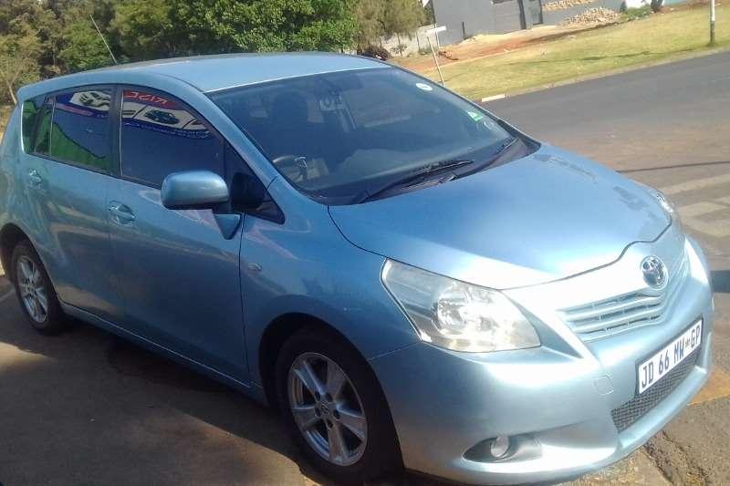 Toyota Corolla Verso 160 2010