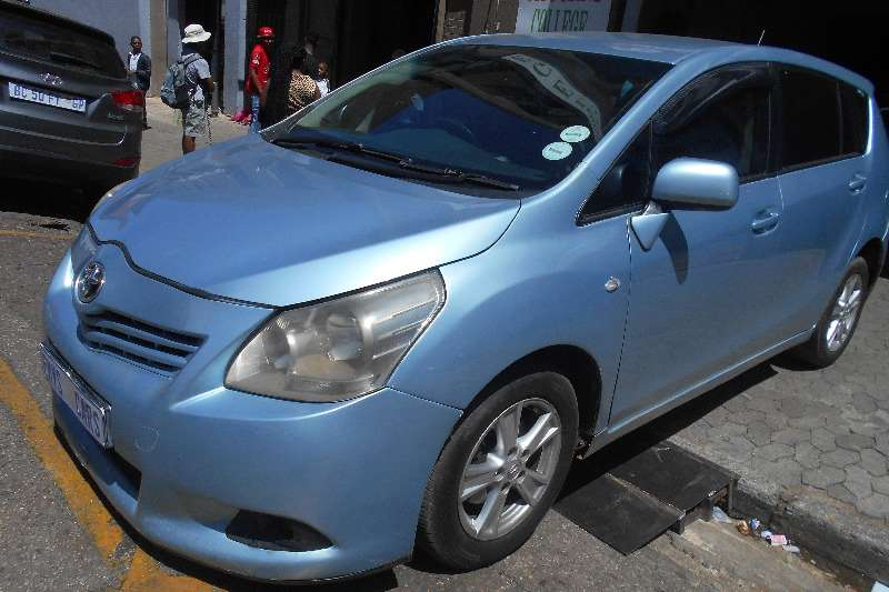 Toyota Corolla Verso 160 2011