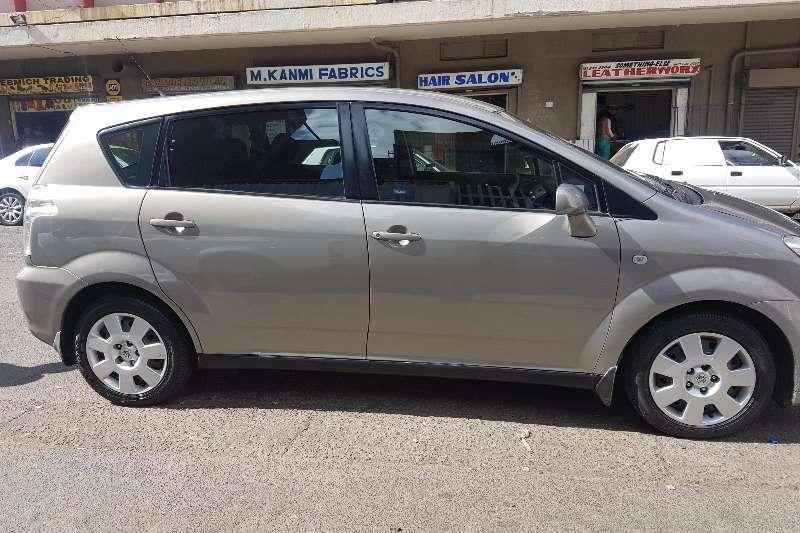 Toyota Corolla Verso 160 SX 2008