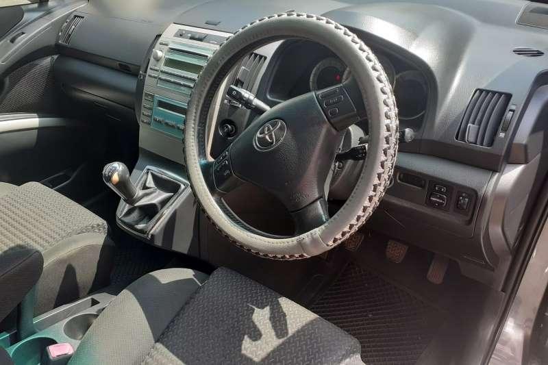 Used 2009 Toyota Corolla Verso 160 SX