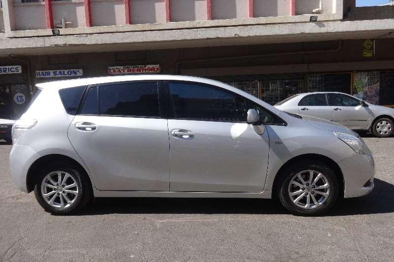 Toyota Corolla Verso 160 SX 2012