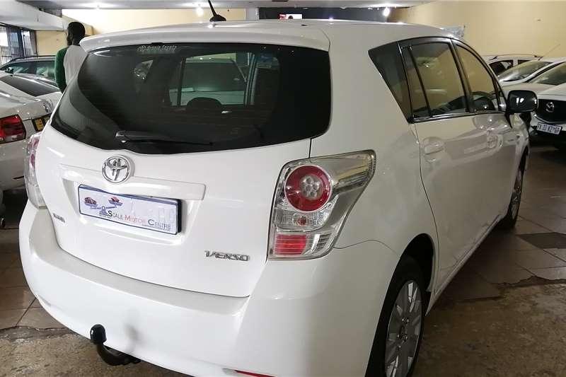 Used 2012 Toyota Corolla Verso 160 SX