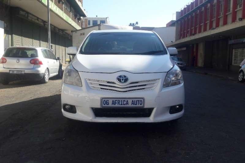 Toyota Corolla Verso 180 2012