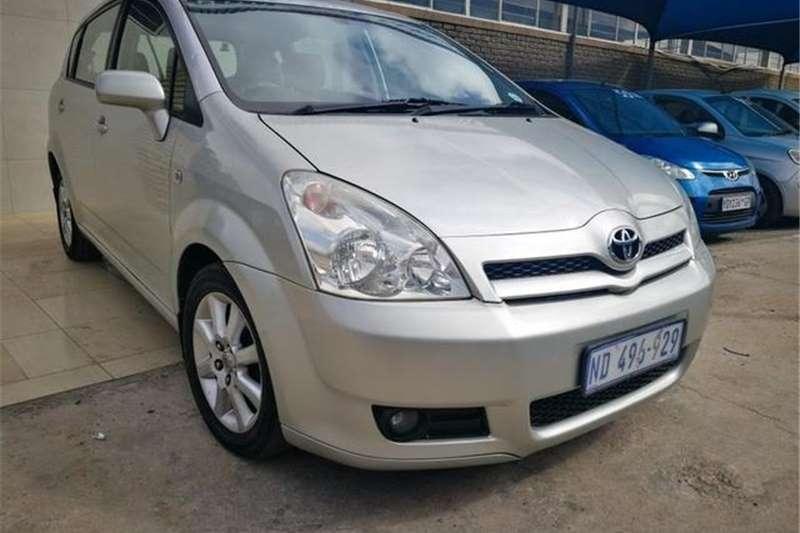 Toyota Corolla Verso 180 SX 2004