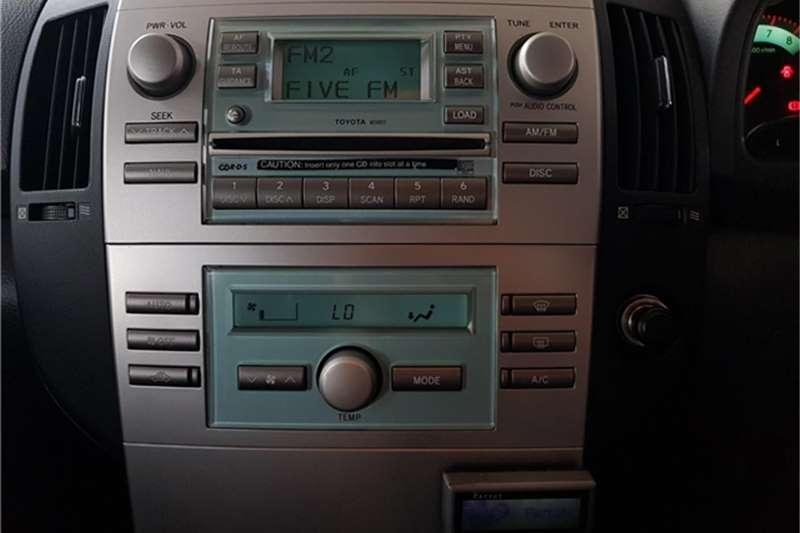 Used 2005 Toyota Corolla Verso 180 SX