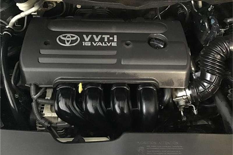 Toyota Corolla Verso 180 SX M-MT 2004