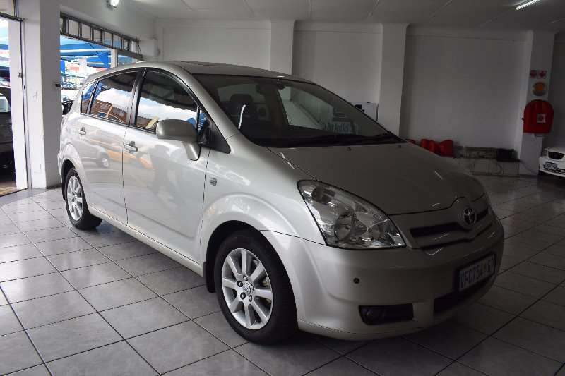 Toyota Corolla Verso 180 TX (One owner) 2005