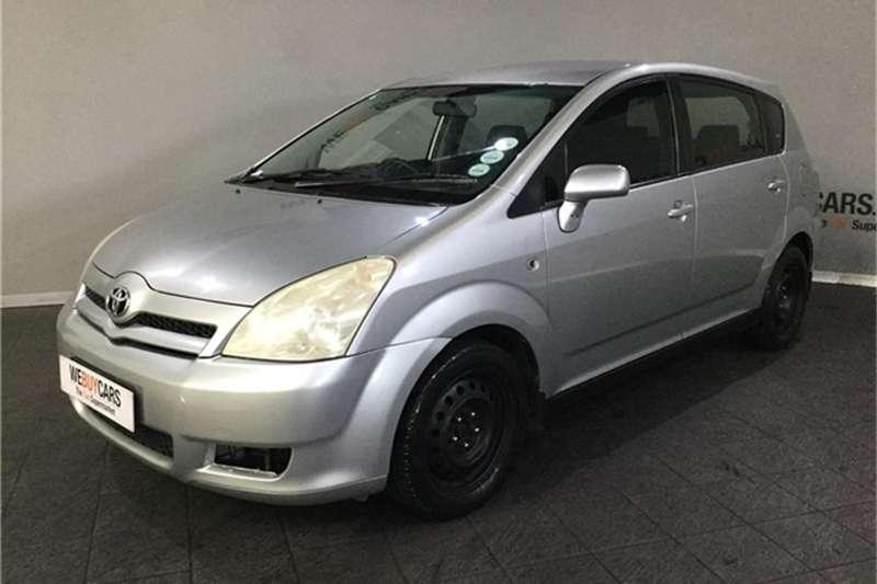2005 Toyota Corolla Verso 180